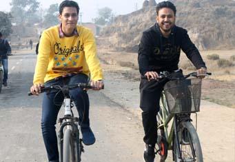 Agra By Cycle Tours