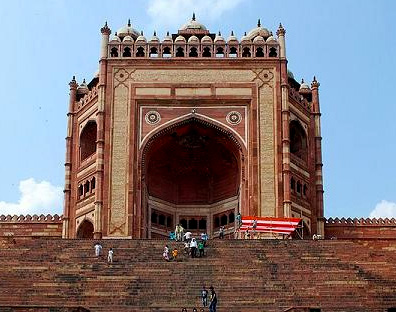 Full Day Agra with Fatehpur Sikri
